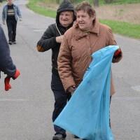 Sprzątanie wsi 15.04.2016